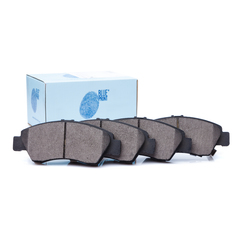Blue print brake system disc brake brake pad set general