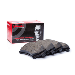 Brembo brake system disc brake brake pad set general