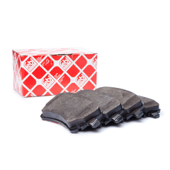 Febi bilstein brake system disc brake brake pad set general
